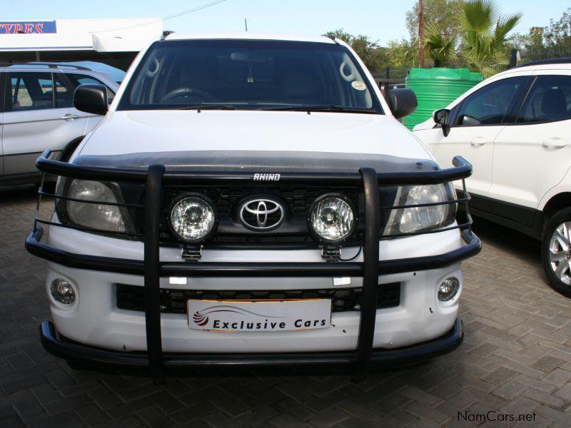 Used Toyota Hilux D Cab 2 5 4x4 Manual 2010 Hilux D Cab