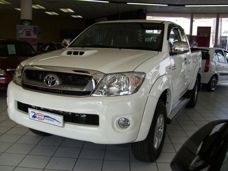Used Toyota Vigo 3 0 Diesel Smart Cab 4x4 2010 Vigo 3 0