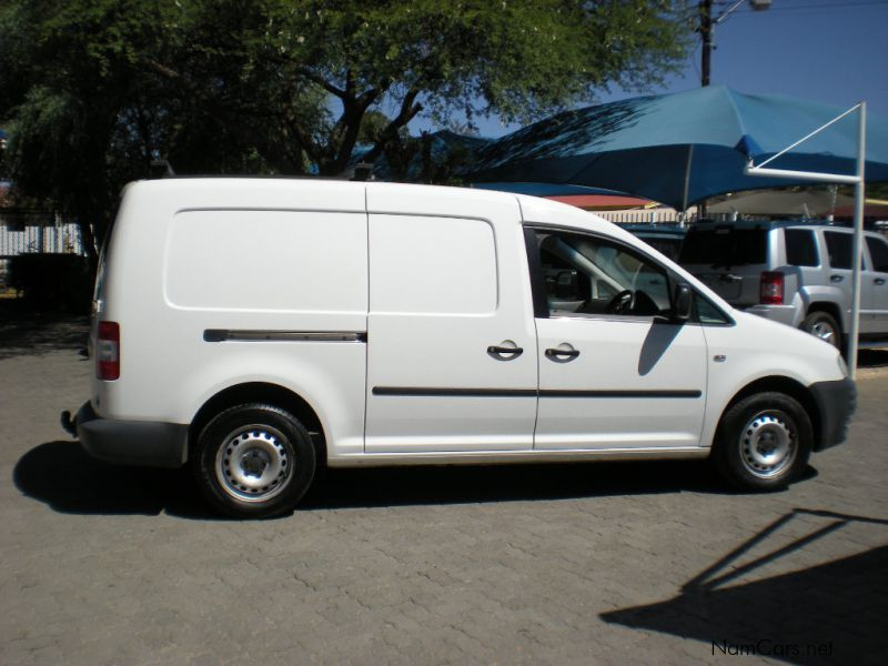 used volkswagen caddy 1 9 tdi maxi p van 2010 caddy 1 9 tdi maxi p van for sale windhoek. Black Bedroom Furniture Sets. Home Design Ideas