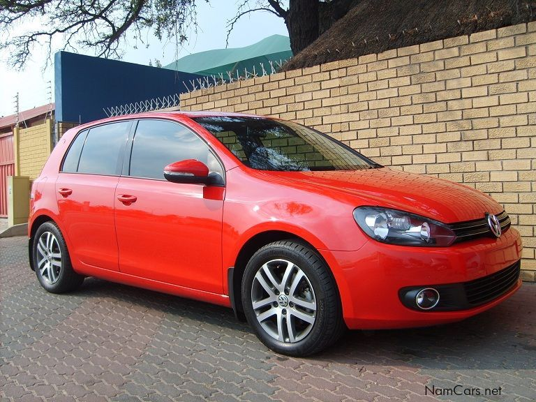 Used Volkswagen Golf 6 1 4 Tsi 2010 Golf 6 1 4 Tsi For