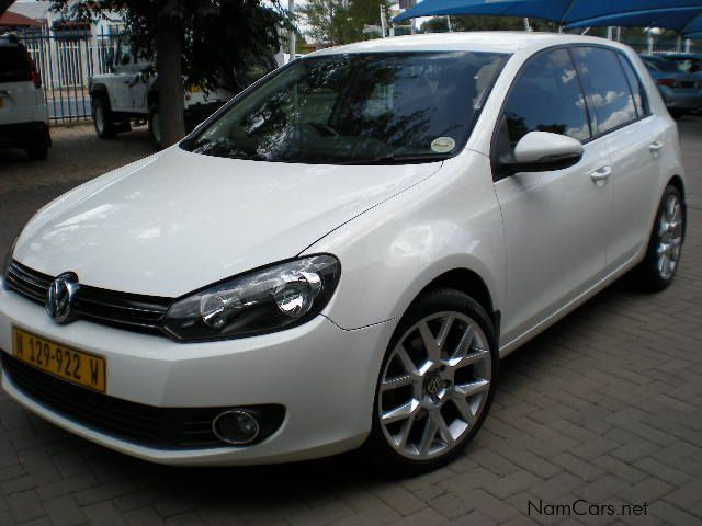 used volkswagen golf 6 1 4 tsi comfortline 2010 golf 6 1. Black Bedroom Furniture Sets. Home Design Ideas