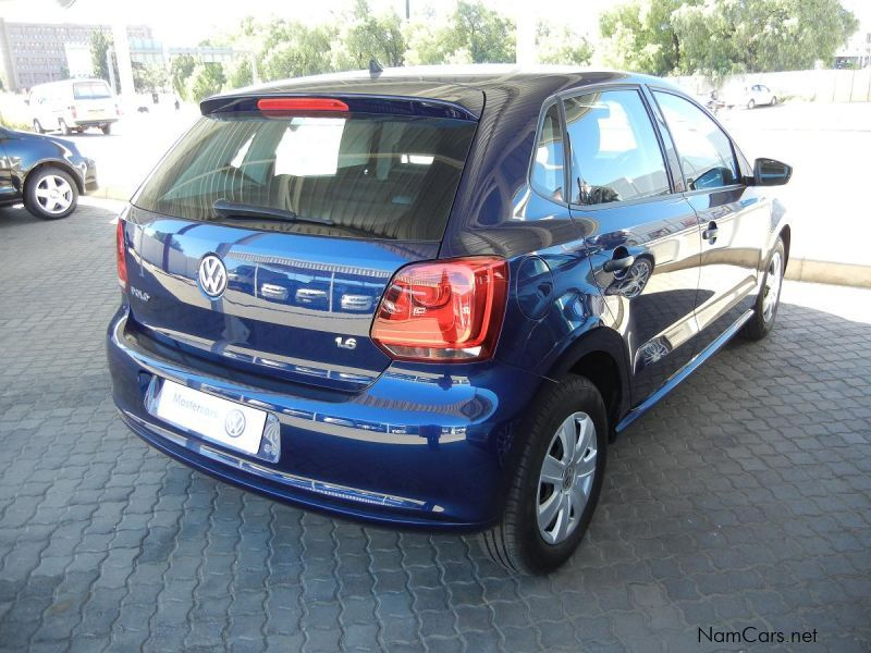 used volkswagen new polo trendline 1 6 2010 new polo trendline 1 6 for sale windhoek. Black Bedroom Furniture Sets. Home Design Ideas