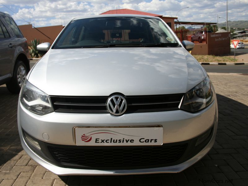used volkswagen polo 1 4 comfortline manual 2010 polo 1. Black Bedroom Furniture Sets. Home Design Ideas