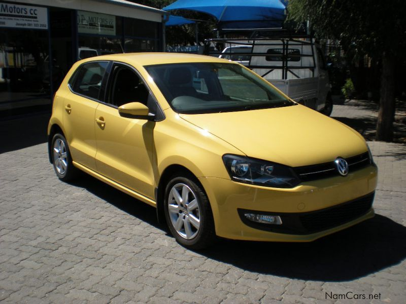 used volkswagen polo comfortline 5dr 2010 polo. Black Bedroom Furniture Sets. Home Design Ideas