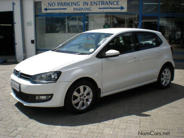used volkswagen polo 1 6 tdi comfortline 2010 polo 1 6. Black Bedroom Furniture Sets. Home Design Ideas