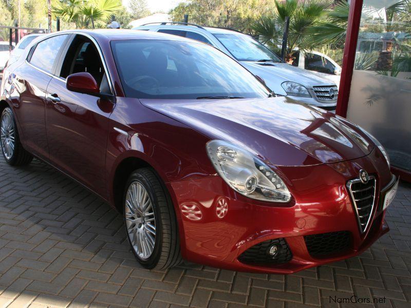 Used Alfa Romeo Giulietta 1 4t Distinctive 5 Door Man