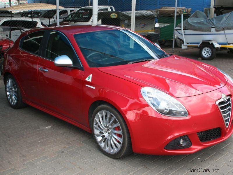 Used Alfa Romeo Giulietta 1 8 T Quad Verde 5 Door 2011