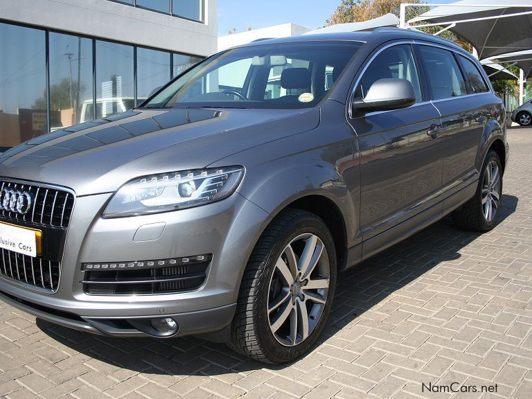 used audi q7 4 2 v8 tdi quattro tip 2011 q7 4 2 v8 tdi quattro tip for sale windhoek audi q7. Black Bedroom Furniture Sets. Home Design Ideas