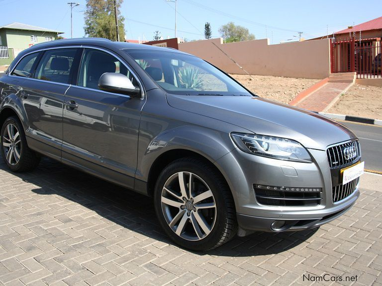 used audi q7 4 2 v8 tdi quattro tip 2011 q7 4 2 v8 tdi. Black Bedroom Furniture Sets. Home Design Ideas