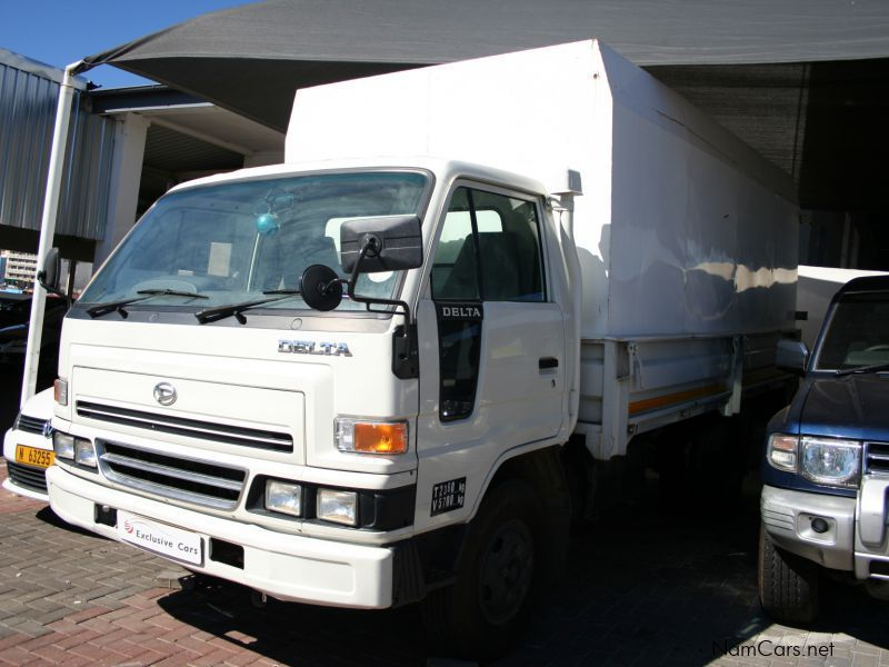 Used Daihatsu Delta 4 0 Truck Box Body  0