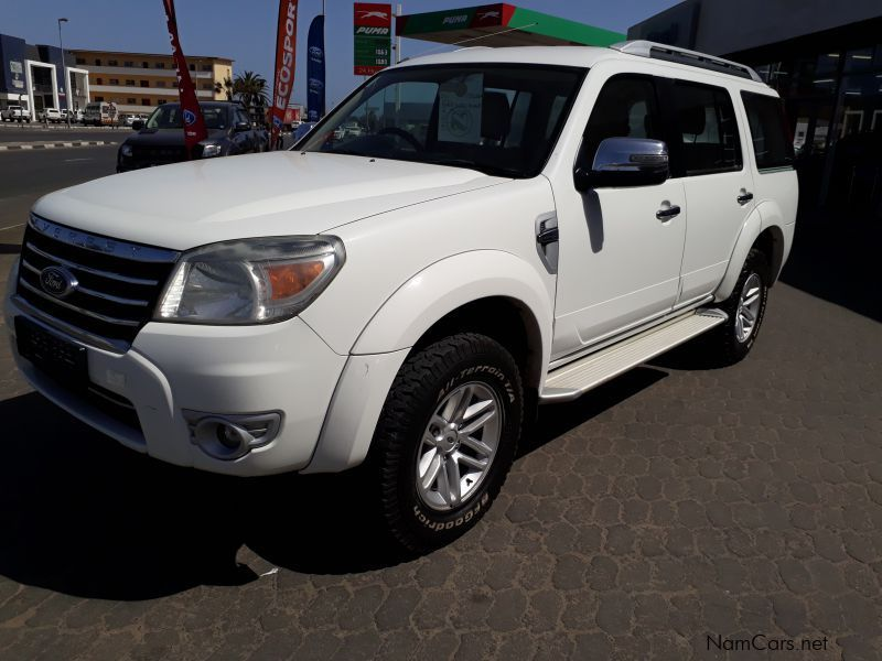 Used Ford Everest 3 0tdci At 4x4 2011 Everest 3 0tdci At