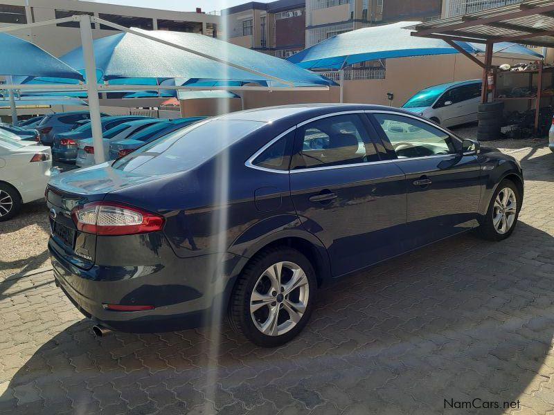 Ford Mondeo in Namibia