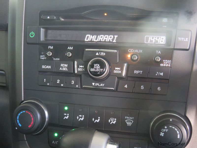 Used Honda CRV 2.4 ELEGANCE A/T | 2011 CRV 2.4 ELEGANCE A/T for sale | Windhoek Honda CRV 2.4 ...