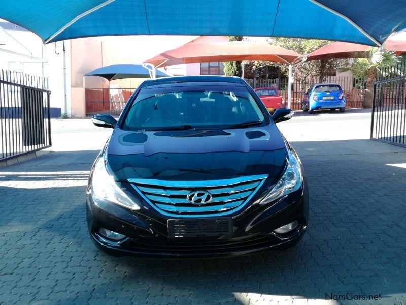 Used Hyundai Sonata 2 4 Exc 2011 Sonata 2 4 Exc For Sale Windhoek Hyundai Sonata 2 4 Exc