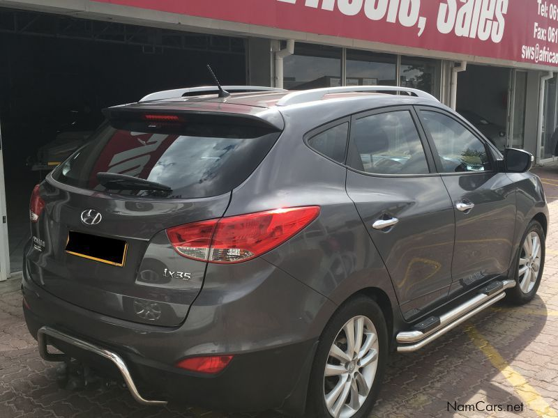 used hyundai ix35 2 0 gls 2011 ix35 2 0 gls for sale. Black Bedroom Furniture Sets. Home Design Ideas