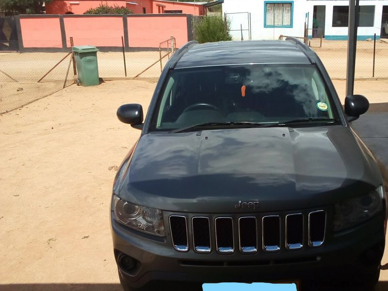 Jeep Compass 2.0 CVT Limited in Namibia