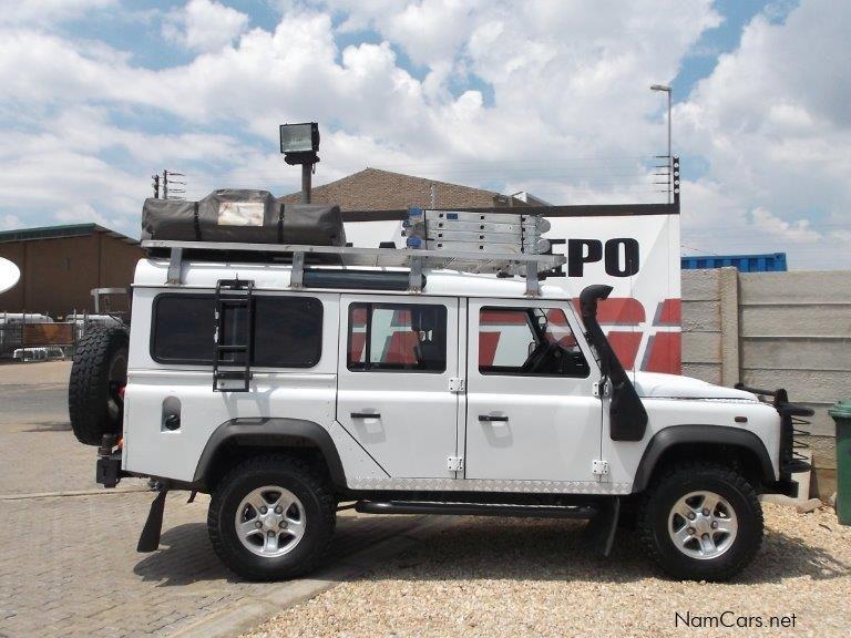Used Land Rover Defender Puma 110 Sw 2011 Defender Puma 110 Sw For Sale Windhoek Land Rover
