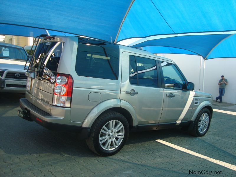 Used Land Rover Discovery 4 3 0 Td Sdv6 Hse No Deposit