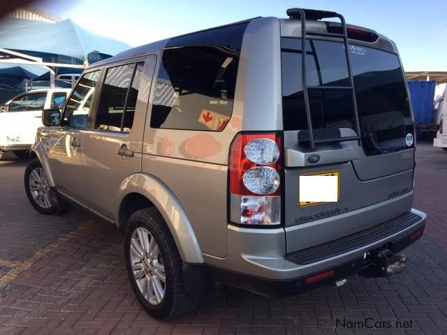Used Land Rover Discovery 4 3 0 Td Sd V6 Hse 2011