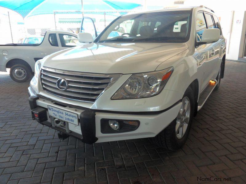 Used Lexus LX 570 | 2011 LX 570 for sale | Windhoek Lexus LX