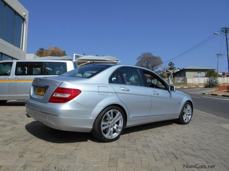 used mercedes benz c 250 cdi be avantgarde 2011 c 250 cdi be avantgarde for sale windhoek. Black Bedroom Furniture Sets. Home Design Ideas
