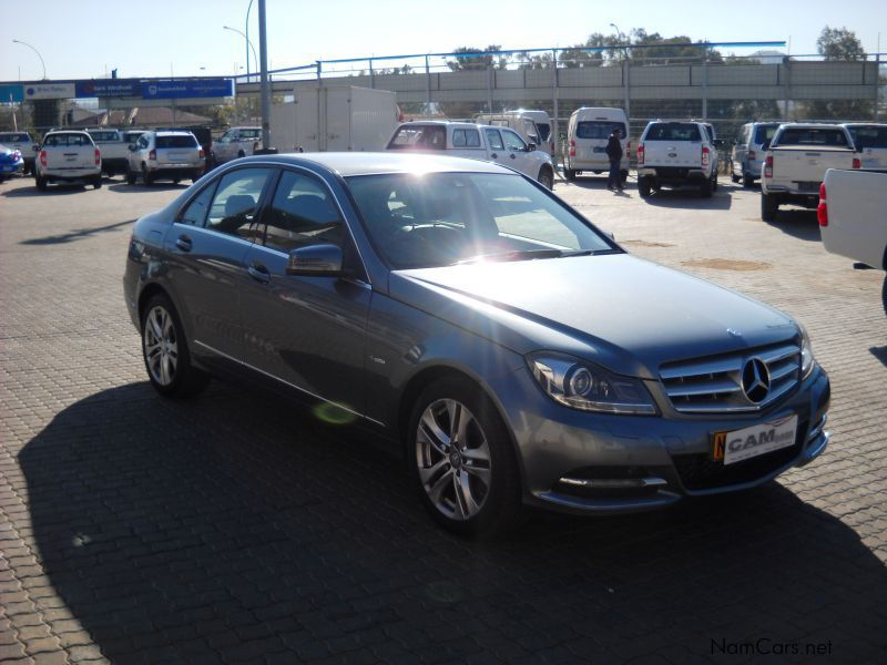 Used mercedes benz c180 be 2011 c180 be for sale for Mercedes benz c180 for sale