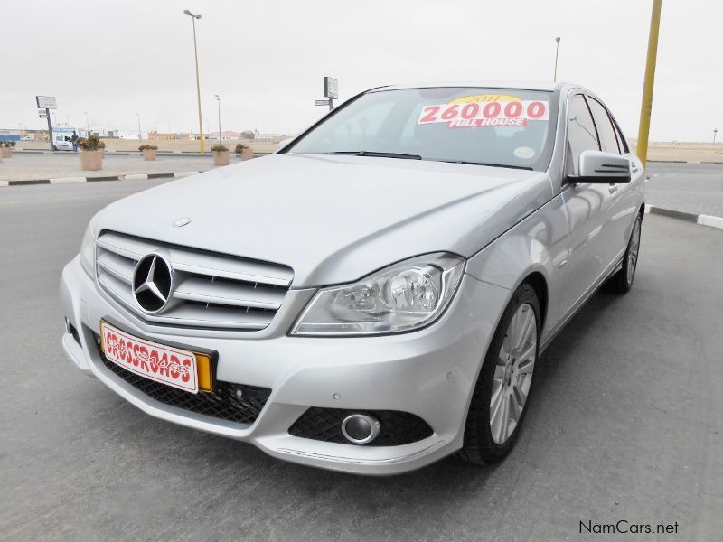 used mercedes benz c200 cdi 2011 c200 cdi for sale swakopmund mercedes benz c200 cdi sales. Black Bedroom Furniture Sets. Home Design Ideas