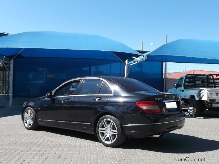 used mercedes benz c200 cgi be avantgarde a t 2011 c200. Black Bedroom Furniture Sets. Home Design Ideas