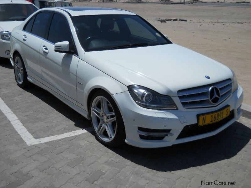 Used Mercedes Benz C250 Cdi Be Avantgarde Amg 2011 C250