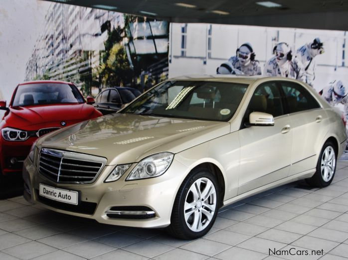 Image gallery 2011 e500 for Mercedes benz deal