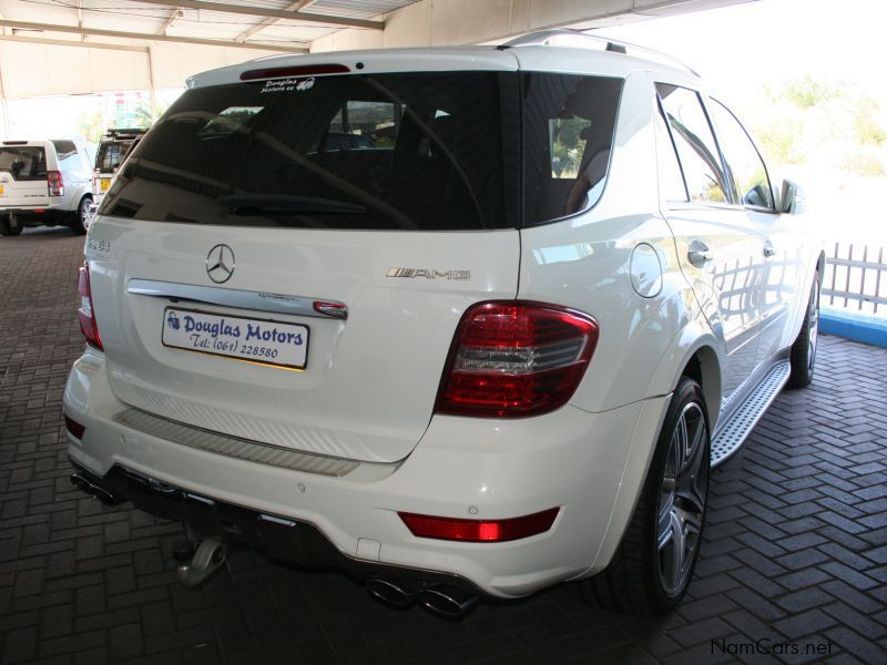 Used mercedes benz ml 63 amg a t local 2011 ml 63 amg for Mercedes benz ml used