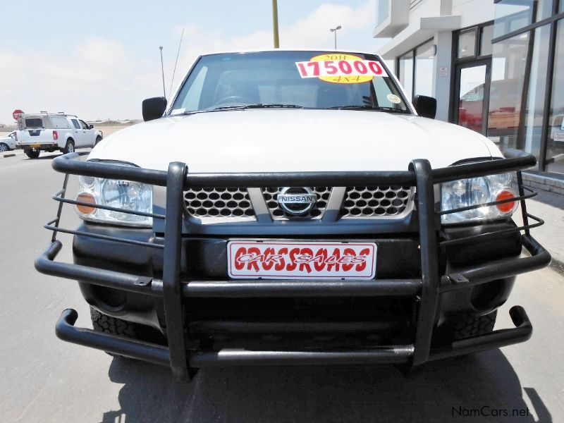 Used Nissan NP300 2.4 4x4 | 2011 NP300 2.4 4x4 for sale ...