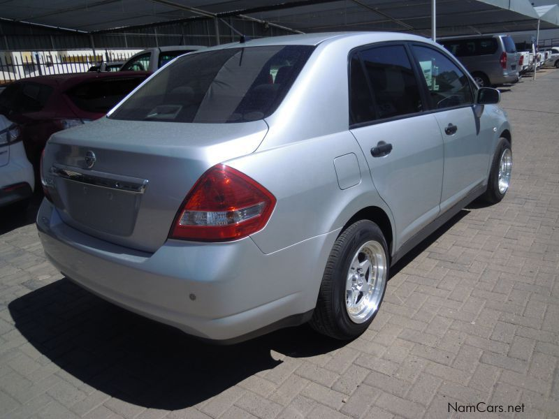 Used Nissan Tiida 2011 Tiida For Sale Windhoek Nissan