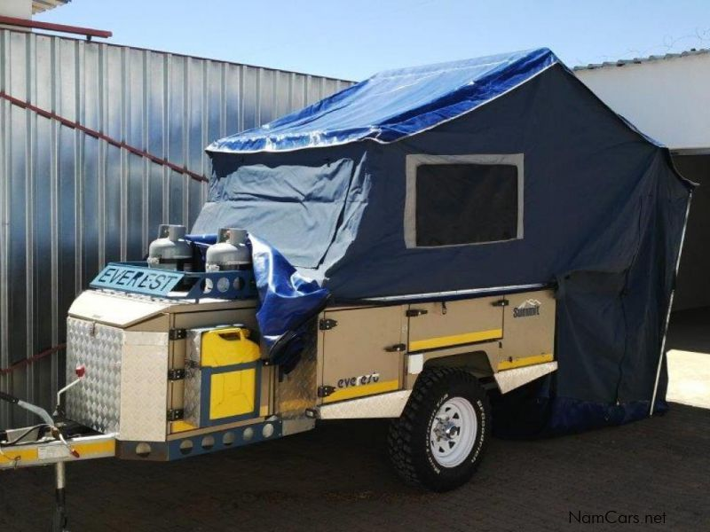 Used Summit Everest Camping Trailer 2011 Camping Trailer