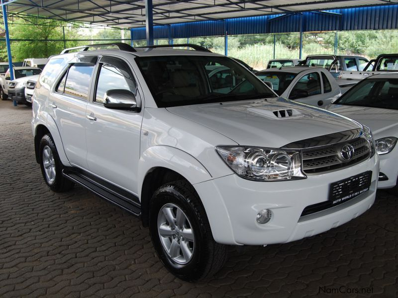 Used Toyota Fortuner 30 D4d R Body 2011 Fortuner 30 D4d R Body For Sale Windhoek Toyota