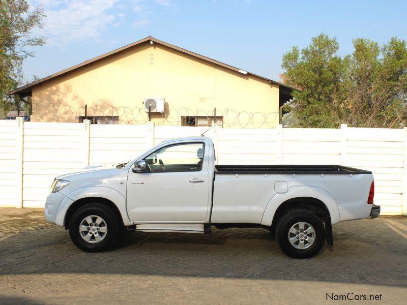 Used Toyota Hilux Raider 4x4 3.0 D-4D | 2011 Hilux Raider ...