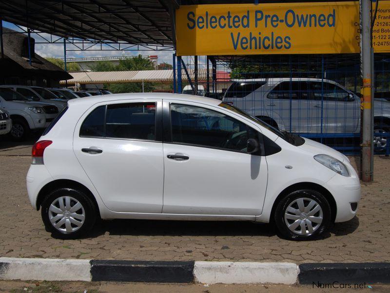 Used Toyota Yaris 1 3 Zen 2011 Yaris 1 3 Zen For Sale