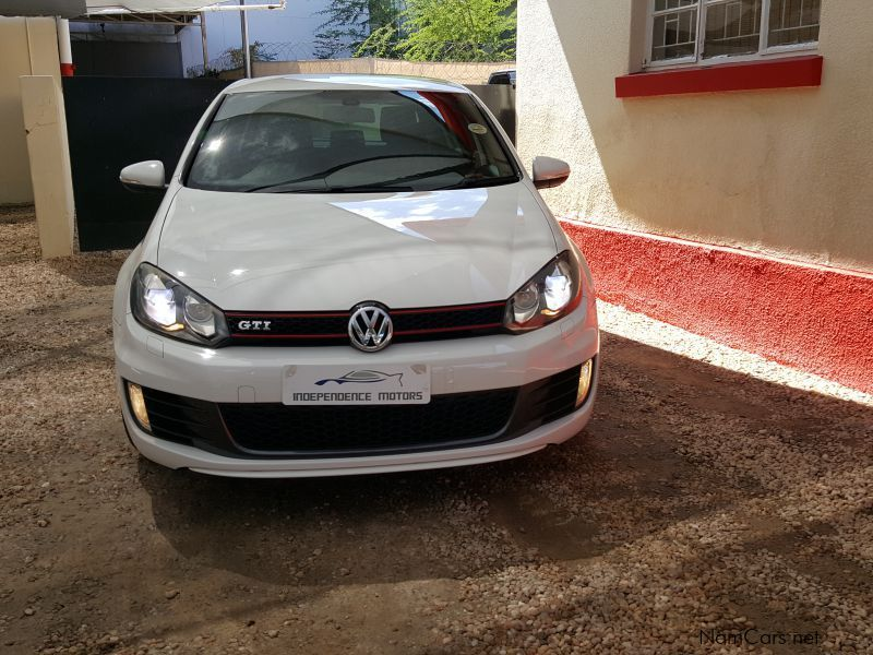 used volkswagen golf 6 gti dsg 2011 golf 6 gti dsg for sale windhoek volkswagen golf 6 gti. Black Bedroom Furniture Sets. Home Design Ideas