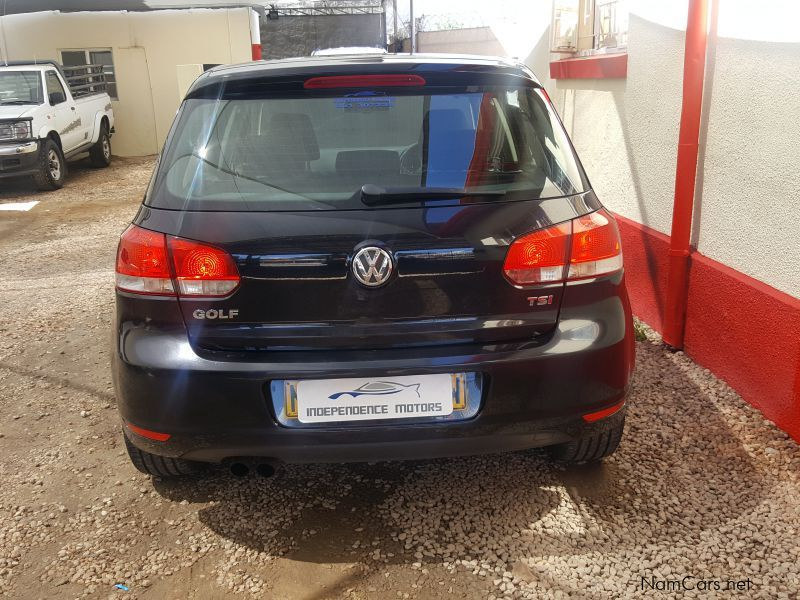 used volkswagen golf 6 tsi comfortline 2011 golf 6 tsi. Black Bedroom Furniture Sets. Home Design Ideas