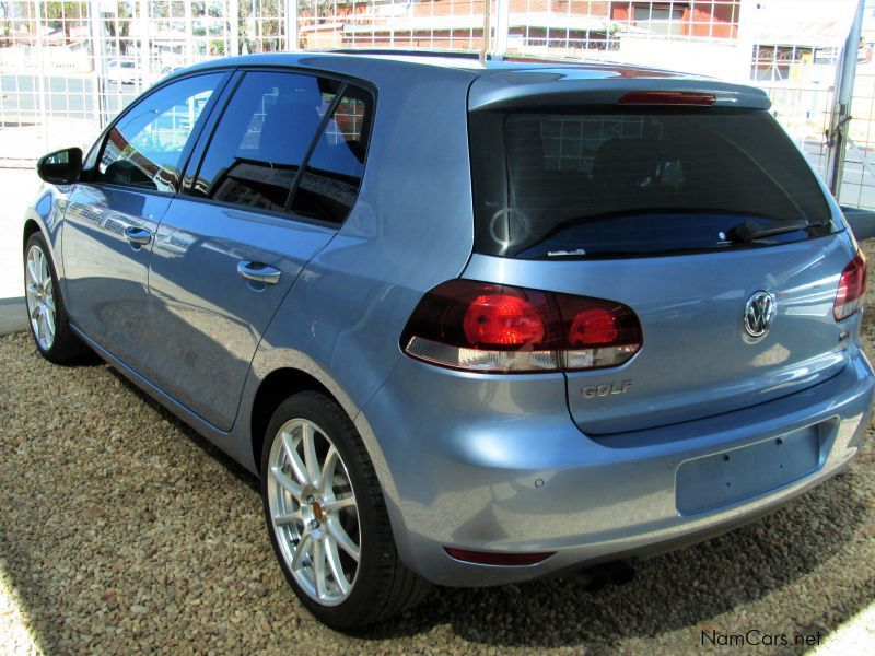 used volkswagen golf 6 1 4 tsi highline 2011 golf 6 1 4. Black Bedroom Furniture Sets. Home Design Ideas