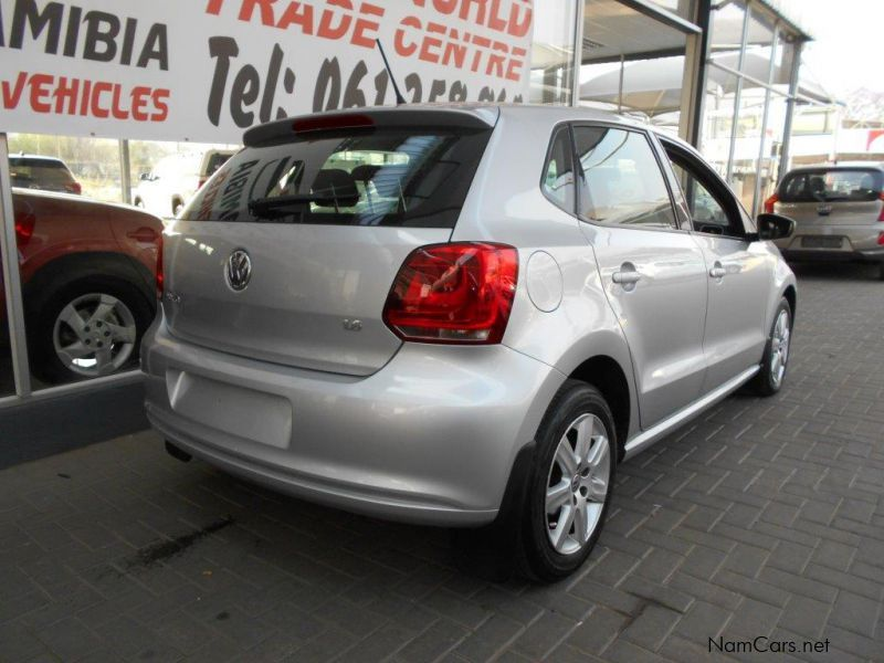 used volkswagen polo 1 6 comfortline tip 5dr 2011 polo 1. Black Bedroom Furniture Sets. Home Design Ideas