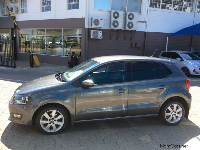 Used Volkswagen Polo 1 6 Comfortline 2011 Polo 1 6 Comfortline For Sale Windhoek Volkswagen