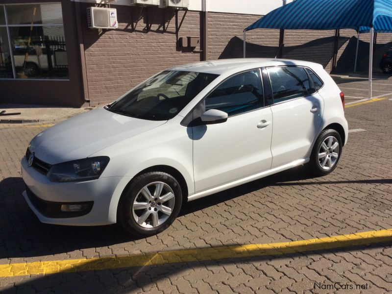 used volkswagen polo 1 6 comfortline 5 dr 2011 polo 1 6. Black Bedroom Furniture Sets. Home Design Ideas