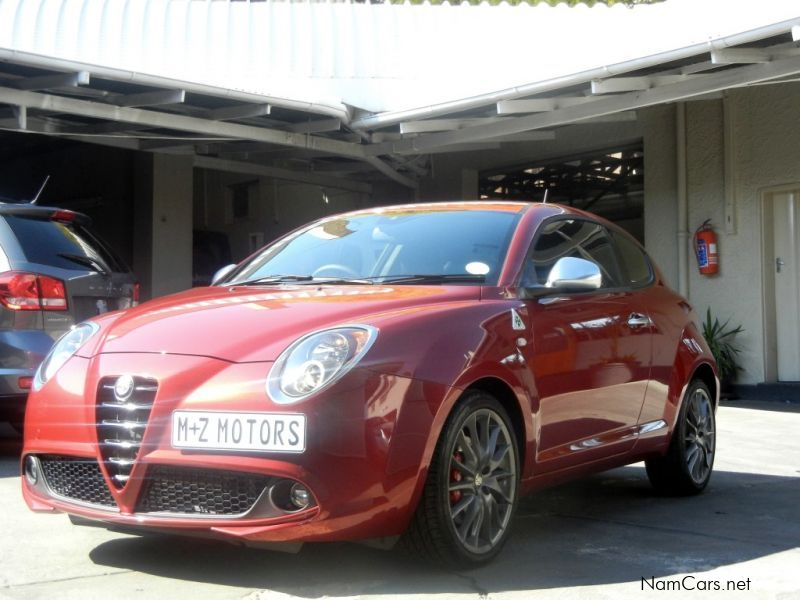used alfa romeo mito 1 4 quadrifoglio verde sport 125kw 2012 mito 1 4 quadrifoglio verde. Black Bedroom Furniture Sets. Home Design Ideas