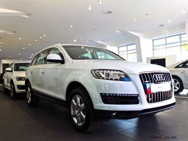 used audi q7 2012 q7 for sale windhoek audi q7 sales audi q7 price n 328 000 used cars. Black Bedroom Furniture Sets. Home Design Ideas