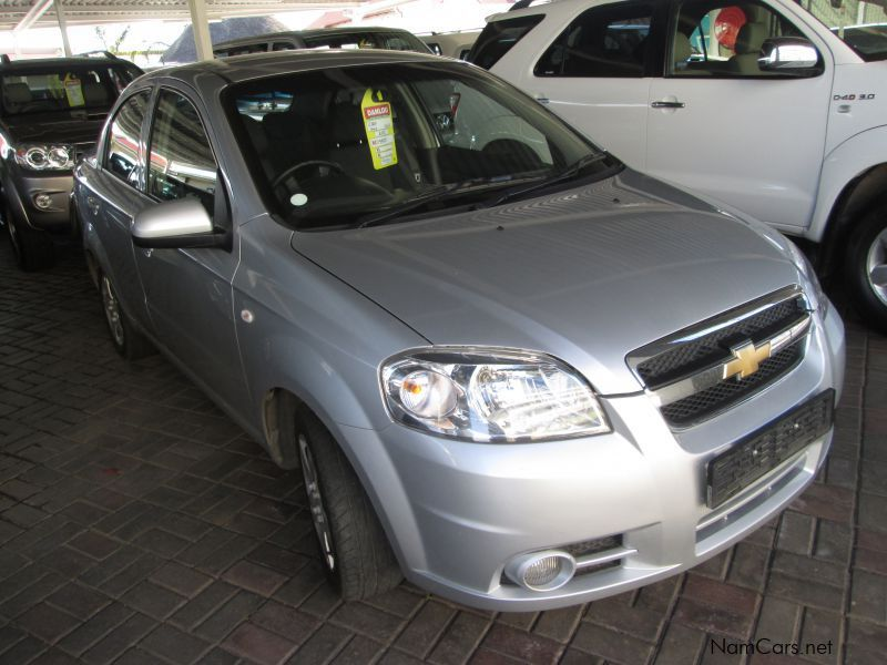 2012 Chevrolet Aveo Car Photos Manual Transmissions 51250 Km Milage