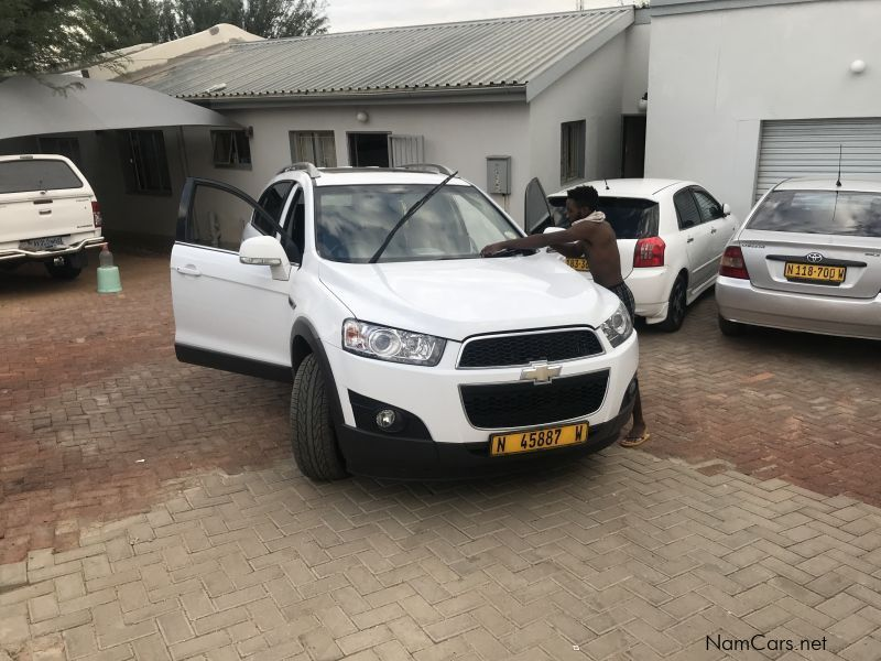 Chevrolet Captiva in Namibia