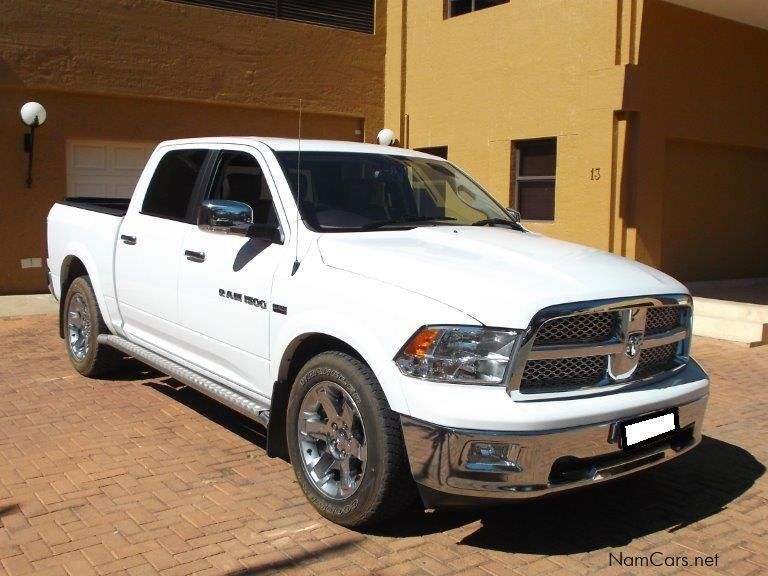 used dodge ram 1500 laramie 5 7 hemi v8 2012 ram 1500 laramie 5 7 hemi v8 for sale windhoek. Black Bedroom Furniture Sets. Home Design Ideas