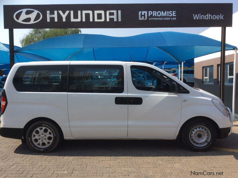 0e79c54985 Hyundai H1 2.5 Diesel 6-Seat multicab bus in Namibia ...