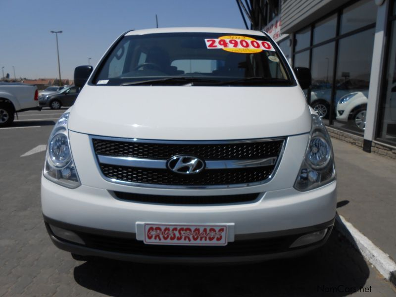 Used Hyundai H1 Bus 2 4 2012 H1 Bus 2 4 For Sale